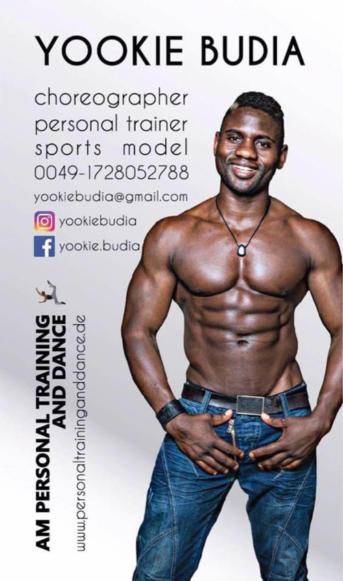 Body Challenge Training Program mit Yookie Budia